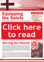 Maranatha Newsletter - click here read
