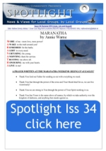 Spotlight Issue 34 - click here