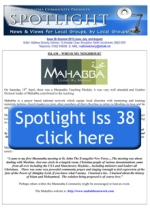 Spotlight Issue 38 - click here